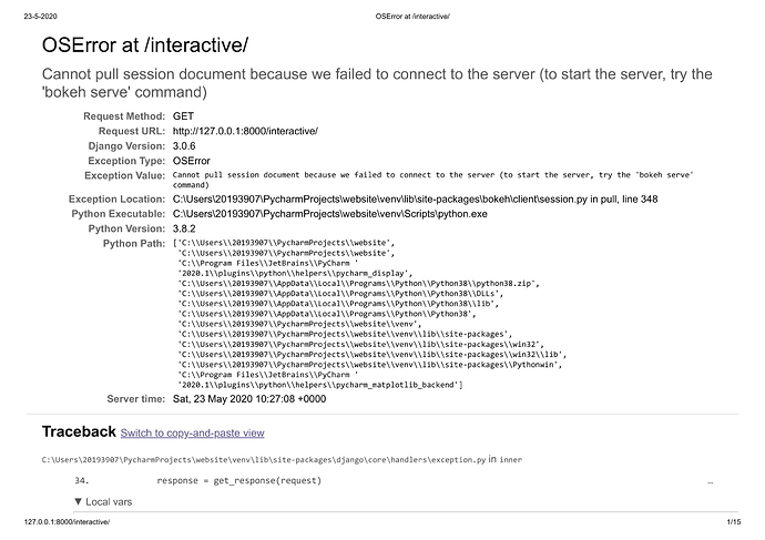 OSError at interactive-01