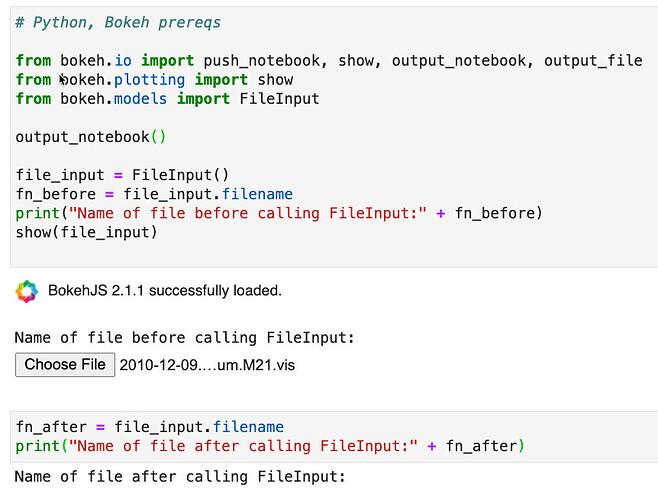 Bokeh FileInput widget